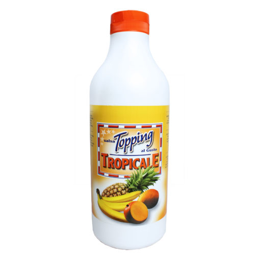 topping tropicale